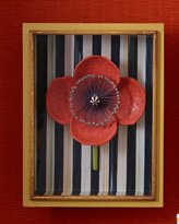 Mackenzie Childs MacKenzie-Childs Poppy Shadow Box