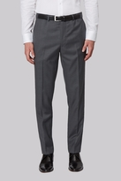 French Connection Slim Fit Plain Grey Pants