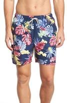Tommy Bahama Men's Naples Bogart Blooms Swim Trunks