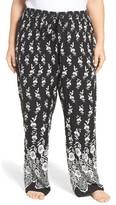 PJ Salvage Plus Size Women's Lounge Pants