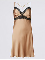 Rosie For Autograph Pure Silk Strappy Chemise