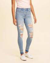 Hollister High-Rise Super Skinny Jeans