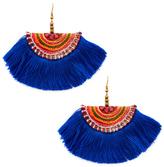 Shashi Sophie Fan Drop Earrings