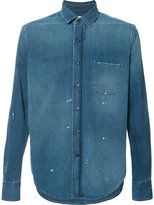 Simon Miller denim shirt - men - Cotton - 1