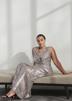 Thumbnail for your product : Phase Eight Daphne Sequin Maxi Dress