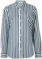 MSGM awning-stripe shirt
