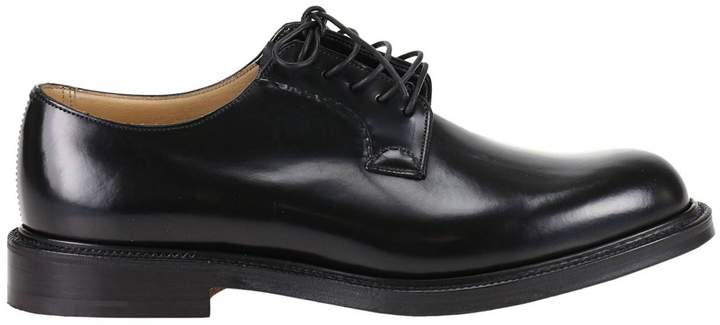 Church's Brogue Shoes Shannon Derby Shoes Laced With Goodyear Processing