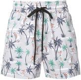 Bassike 'Hawaiian' classic shorts