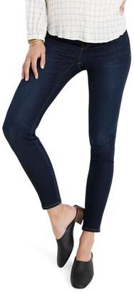 Madewell Maternity Side-Panel Skinny Jeans Adjustable Tencel® Lyocell Edition