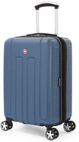 "Swiss Gear 19"" Blue Upright Spinner"