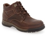 Johnston & Murphy Men's Waterproof Moc Toe Boot