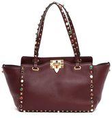 Valentino Garavani 'rockstud Rolling' Shopping Bag