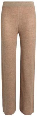 Izaak Azanei Ribbed Wool Lounge Trousers