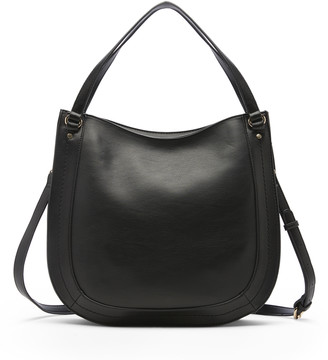 Sole Society Women's Yuri Tote Vegan Leather Tote Black From