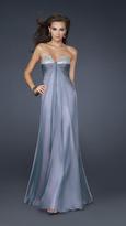 La Femme 16970 Divine Jewel-Ornate Sweetheart Empire Gown