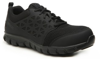 Reebok Sublite Cushion Composite Toe Work Shoe