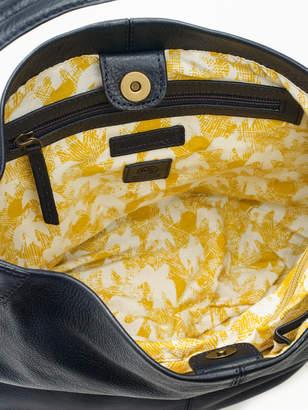 White Stuff Blake Leather Hobo Bag