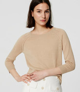 LOFT Linen Cotton Sweater