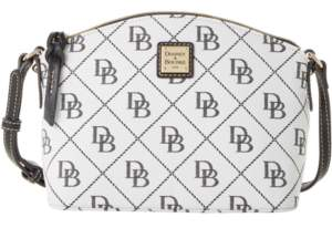 Dooney & Bourke Signature Suki Crossbody