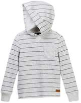 7 For All Mankind Pop-Over Hoodie (Little Boys)