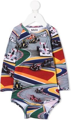 Molo Field organic cotton bodysuit
