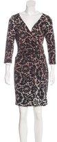 Diane von Furstenberg Zaina Silk Dress