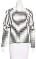 Nlst Striped Knit Sweater