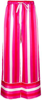 Maggie Marilyn striped palazzo trousers