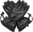 lacroix initial leather ski gloves