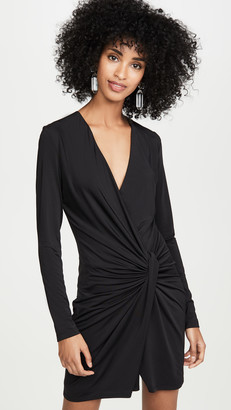 Black Halo Lara Mini Dress