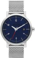 Nixon Rollo Mesh Strap Watch, 38Mm