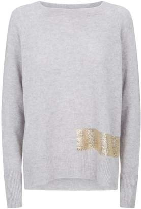 Pinko Wool-Cashmere Sweater