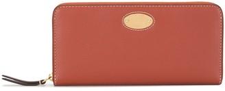 Mulberry Top Zip Wallet