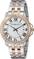 Raymond Weil Men's 5591-SP5-00300 Analog Display Swiss Quartz Two Tone Watch