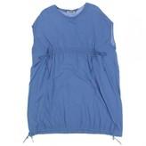 Jil Sander Blue Cotton Dress for Women