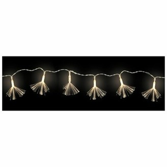 Amscan Tassel LED 4.375 ft. 10-Light Novelty String Light