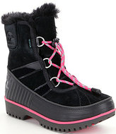 Sorel Girls' Waterproof Cold Weather TivoliTM II Faux Fur Boots