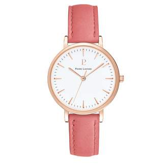 Pierre Lannier Women's Analogue Quartz Watch with Leather Strap 092L905