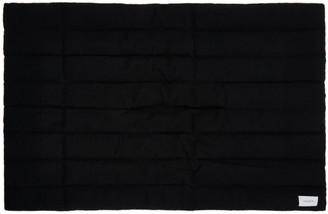 Tanaka Black Down Scarf