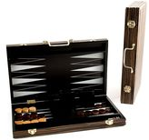 Bey-Berk 15-in. Wooden Backgammon Set