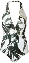 Adriana Degreas printed swimsuit