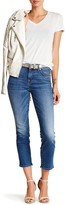 7 For All Mankind Ankle Slim Straight Jean