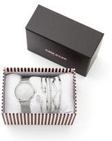 Penningtons Set of Watch and Bangle Bracelets