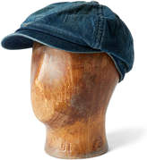 Ralph Lauren Denim Newsboy Cap