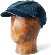 Ralph Lauren Denim Newsboy Cap