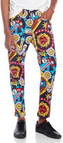 Love Moschino Arcade Slim Fit Tapered Pants
