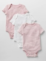 Gap Favorite embroidered bodysuit (3-pack)