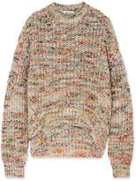 Acne Studios Zora Chunky-knit Sweater - Ecru
