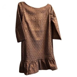 Sã©Zane SAzane Fall Winter 2019 Burgundy Polyester Dresses