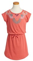 Tea Collection Toddler Girl's Begonia Dress